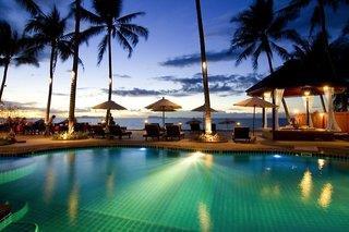 Ansicht Pool im Hotel