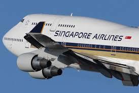 Flug Singapore Airlines