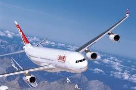 Flug Swiss